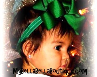 Girls Hair Bows, Boutique Hairbows, Lot of 16 Double Layered Hair Bows, Big Bows, Large Hairbows, Set of Bows, Wholesale Hairbows, Bulk, dcp