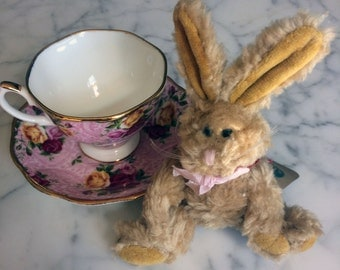 Boyds Bears Small Plush Bunny Rabbit Archive Collection 1990  for Crafts