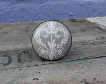 Ceramic Wamer Knob furniture handle