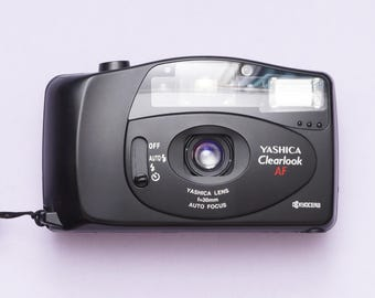 Yashica Clearlook AF Kyocera Compact Film Camera Point and Shoot