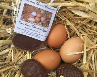 Farm Fresh Milk Chocolate Eggs