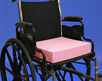 Wheelchair Cushion Covers,Includes Memory Foam or Eggcrate Foam, Fabric,Absorbant Liners,Piping and Zipper. You Pay Shipping.Made to Order.