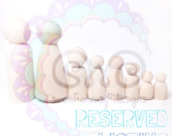 reserved listing for stephanie