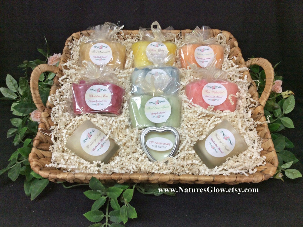 Candle Poem For Wedding Gift: Bridal Shower Gift Candle Poem Bridal Candle Basket Wedding