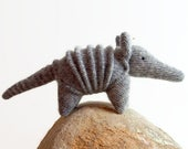 toy armadillo, waldorf toy, stuffed animal,stuffed armadillo, stuffed toy, wool plushie, child's toy, stuffed animal, waldorf armadillo