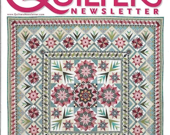 Out of Print Quilters Newsletter October/November 2010 A Simple way to embellish applique