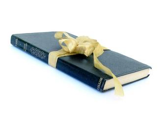 Emma by Jane Austen, Navy Austen Book, Austen Wedding,Blue Book Decor, Jane Austen Book, Austen Lover, Collectible Emma Book, Vintage Austen