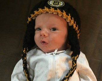 Newborn Bruins Hat