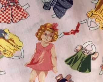 Dolly fabric by Timeless Treasures sold by the yard