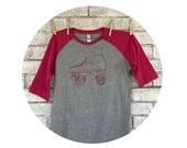 Roller Skate Baseball Tee, Roller Skate Shirt, Roller Derby, Roller Rink, Men's Shirt, Youth Shirt, Toddler Shirt Womens Clothing Family Set