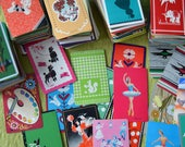 250 Vintage Playing Cards / Swap Cards