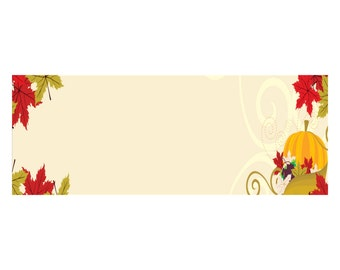 Thanksgiving Banners -Digital Download-ClipArt-Digital-Fall Banner-Art Clip-Holiday-background-Gift Tag-Gift Card-Scrapbook.