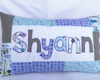 Music - Personalized Pillow