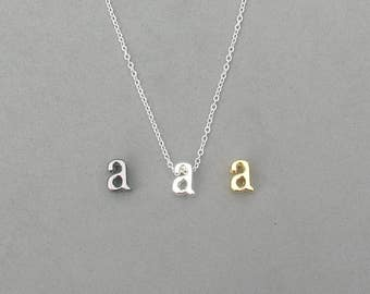 Initial a Necklaces