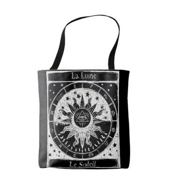 Zodiac Tarot Tote Bag