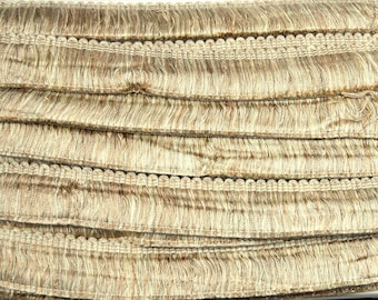 ES500 130 Brush Trim Natural Colors Fabric