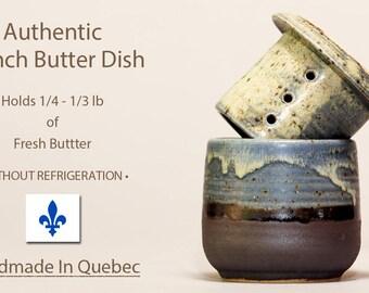 Cloche de beurre, Butter Dish, French Butter Dish, Beurrier Breton, Soft Butter Keeper, Cloche de beurre, Butter Dish
