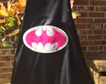 Batgirl Super Hero Cape
