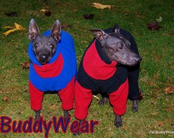 Bonded Micro Fleece / Two Layers In One / SUPER warm...BuddyWear Original Design Winter Suit.