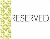 Reserved --