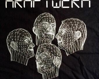 KRAFTWERK T SHIRT Vintage Band Tee t Shirt