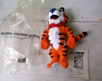 Tony The Tiger Etsy