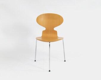Arne Jacobsen for Fritz Hansen Ant Chair with 3 Legs