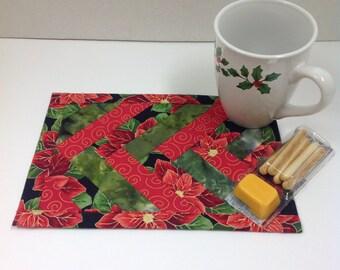 Christmas Rug Mug Snack mat