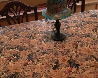 Table Cloth #1702, Table Cloth, Table Cloths, Tablecloth, Tablecloths, Table Linen, Table Linens, Small Table Cloth, Brocade Table Cloth