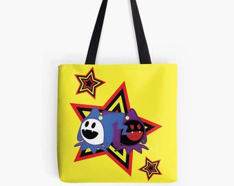 Persona Jack & Black Frost Star Tote Bag Polyester Fabric