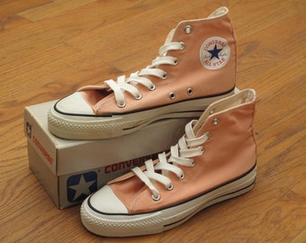 dead stock vintage Converse Chuck Taylor All stars