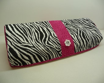 Silhouette Cameo 3 Cover - Safari Stripes  - Quilted Cameo 3 Cozy