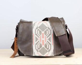 Creme Nomad Leather Camera Satchel Bag DSLR- PRE-ORDER