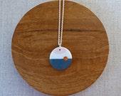 Sun Rise Necklace