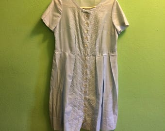 50s day dress! Plus size xxl 44-36