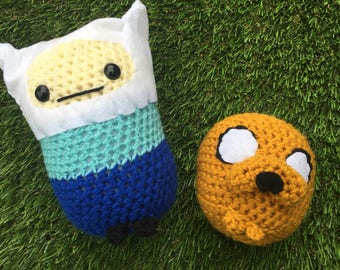 Finn And Jake adventure Time.