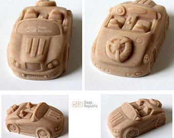 SoapRepublic Supercar Silicone Soap Mold