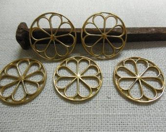 Brass Layering Piece