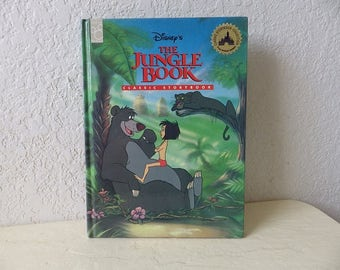 Disney's The Jungle Book, Classic Storybook Collection from Mouse Works, 1995. Like New Condition.