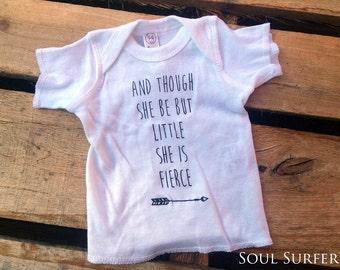Fierce Lap T-shirt