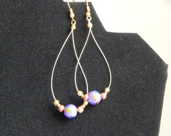 Earrings by Victoria
