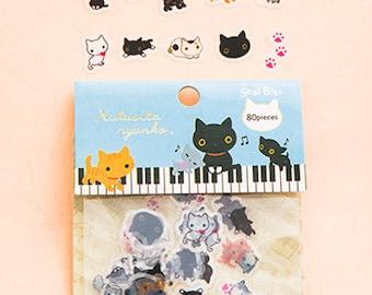 Planner Stickers Pretty Sticker Set - Deco Translucent Sticker Set