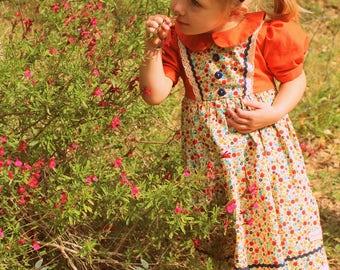 Stella's Vintage Inspired Dress sizes 18m-8yrs