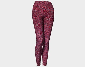 I Think in Pink Yoga Pant