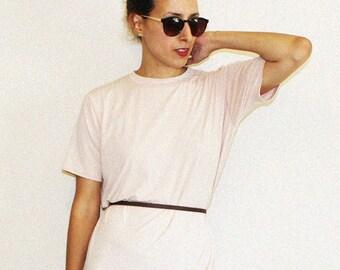 A short sleeves t shirt // unisex tee shirt // Pink top