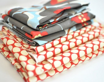 Designer Fabric Pairing: Amy Butler for Rowan Fabrics, Lotus Collection