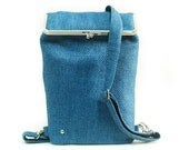 Custome order for Ryki - Backpack for laptop and more - Blue