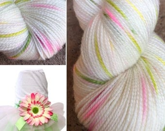 Cheeky's Spring Tutu Sprinkles on Waltz Worsted Preorder