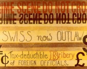 Natural History:Bribery