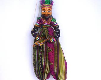 TURKISH FOLK DOLL